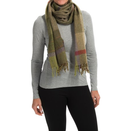 Bronte by Moon Lambswool Scarf (For Women)