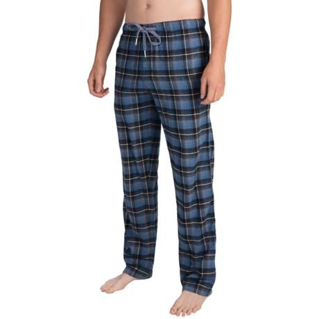Buffalo David Bitton Plaid Flannel Pajama Pants (For Men)