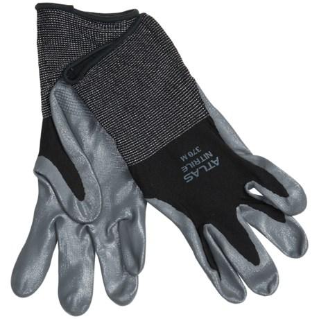 Atlas Assembly Nitrile Gloves (For Men and Women)
