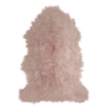 Auskin Sheepskin Single Pelt Pet Rug - 37x24""