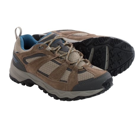 Hi-Tec Perpetua Low Hiking Shoes - Waterproof (For Women)