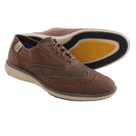 Skechers Mark Nason Whitby Wingtip Shoes - Leather (For Men)