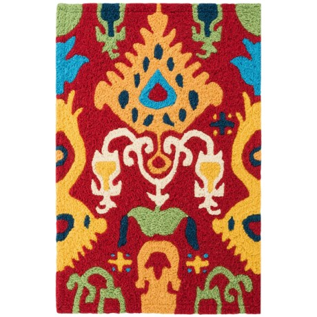 Tag Indoor/Outdoor Washable Accent Rug - 22x34""