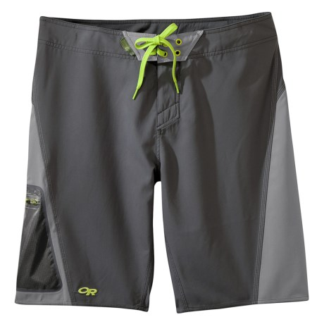 Outdoor Research Lunch Counter Boardshorts - UPF 50 (For Men)