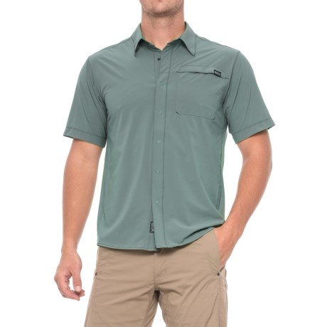 Outdoor Research Astroman Shirt - UPF 50+, Short Sleeve (For Men)