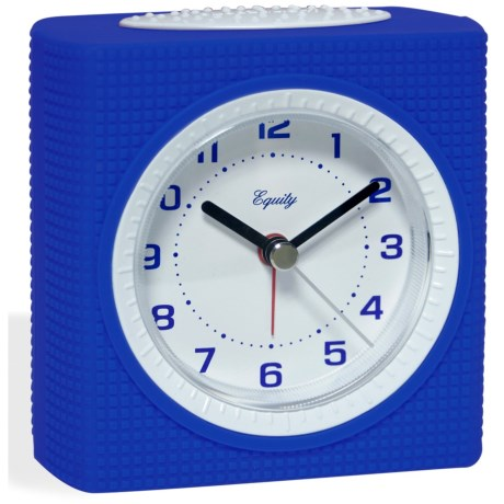 Equity by La Crosse Technology Silent Sweep Alarm Clock