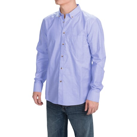 General Assembly Dime Pocket Shirt - Long Sleeve (For Men)