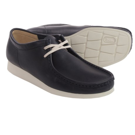 Clarks Wallabee Aerial Shoes - Leather (For Men)