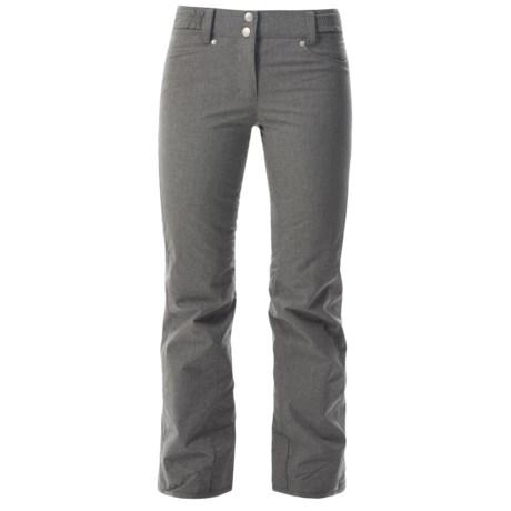 Phenix Powder Snow Waist Ski Pants - Waterproof, Insulated (For Women)