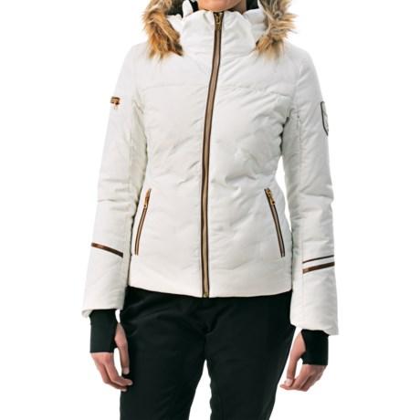 Phenix Rose Down Ski Jacket - Waterproof (For Women)