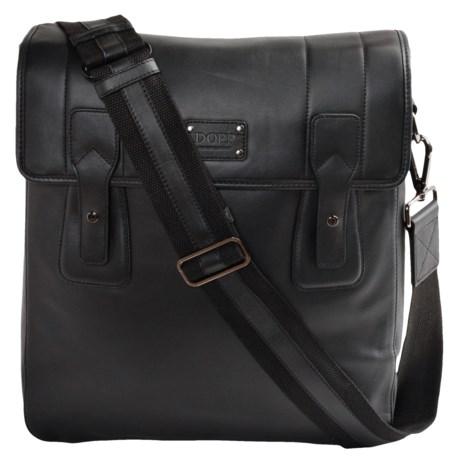 Dopp Leather Urban Messenger Bag