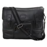 Dopp Leather Gear Messenger Bag