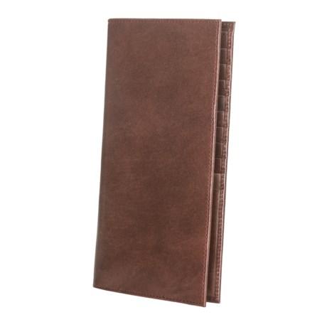 Dopp Verona Leather Passport Travel Wallet