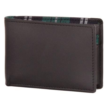 Dopp Sigma Slimfold Wallet - RFID Front Pocket