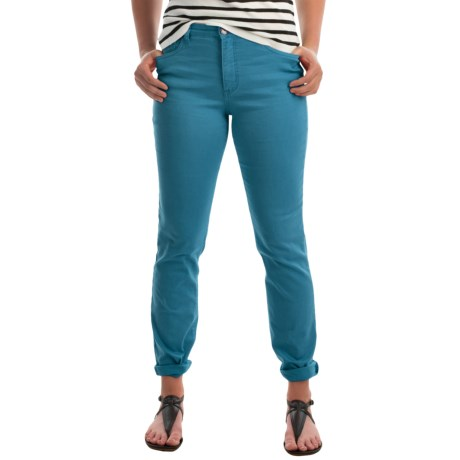 FDJ French Dressing Suzanne Colored Jeans - Stretch Cotton, Slim Leg (For Women)
