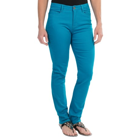 FDJ French Dressing Olivia Colored Jeans - Stretch Cotton, Slim Leg (For Women)
