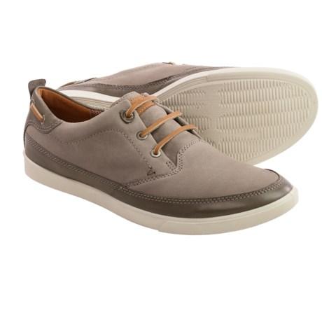 ECCO Collin Nautical Sneakers - Leather (For Men)