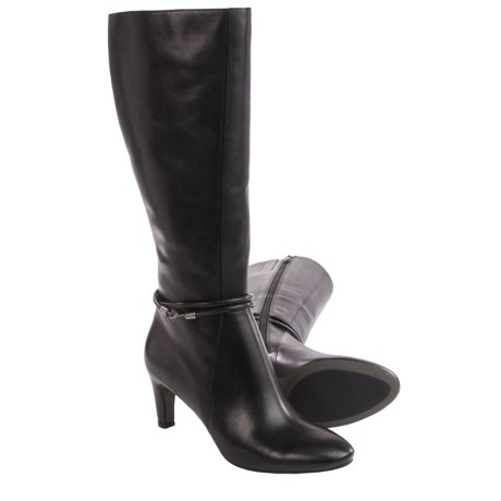 ECCO Nephi Tall Leather Boots (For Women)