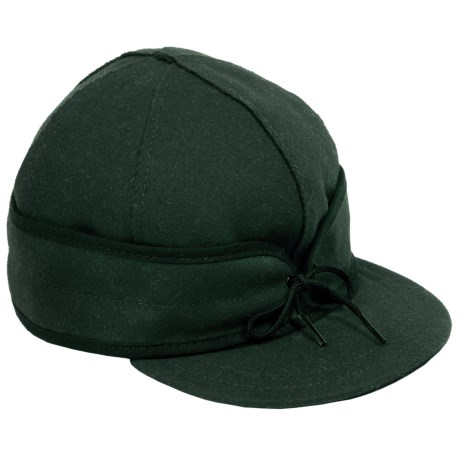 Stormy Kromer The Original Wool Cap - Fully Lined (For Men)