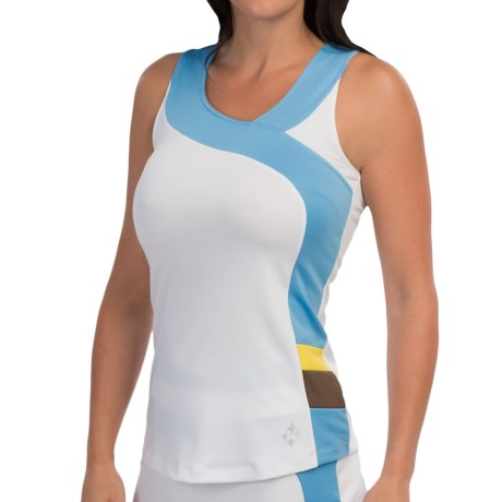 Jofit Sunny Tennis Tank Top (For Women)