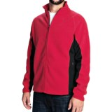 J. Peterman Albert Park Fleece Jacket (For Men)