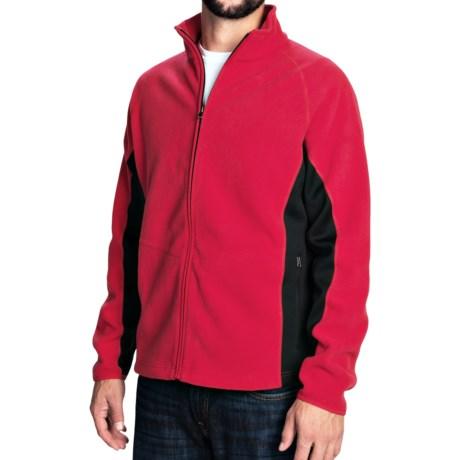 J. Peterman Albert Park Fleece Jacket (For Men)