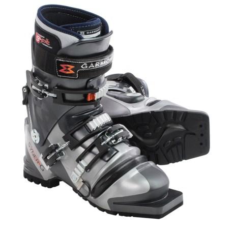Garmont Syner-G Telemark Ski Boots - G-Fit Liner (For Women)