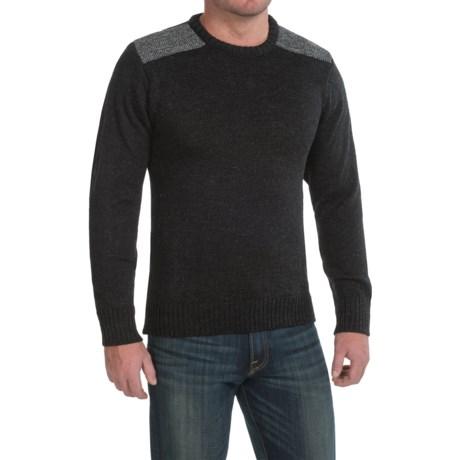 Peregrine Dave Sweater - Merino Wool, Crew Neck (For Men)