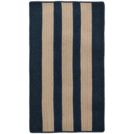 """Colonial Mills Wool-Blend Accent Rug - 27x46"""", Vertical Stripe"""