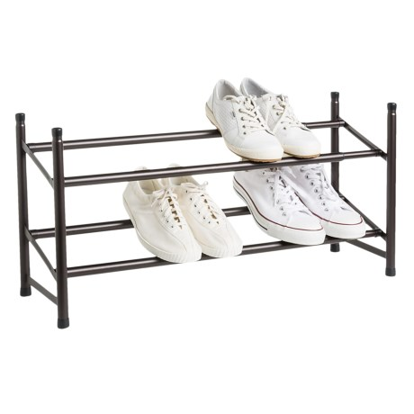 neatfreak! Expandable Stackable Shoe Rack