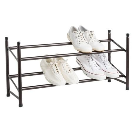 neatfreak! Expandable Stackable Shoe Rack