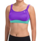 Moving Comfort Fiona Sports Bra - High Impact (For Women)