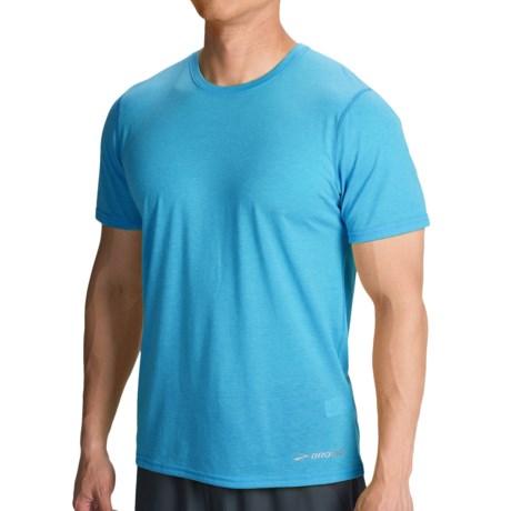 Brooks EZ III T-Shirt - Short Sleeve (For Men)