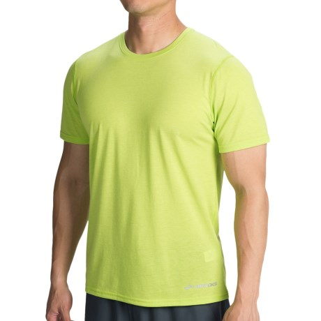 Brooks EZ III T-Shirt - Short Sleeve (For Men)