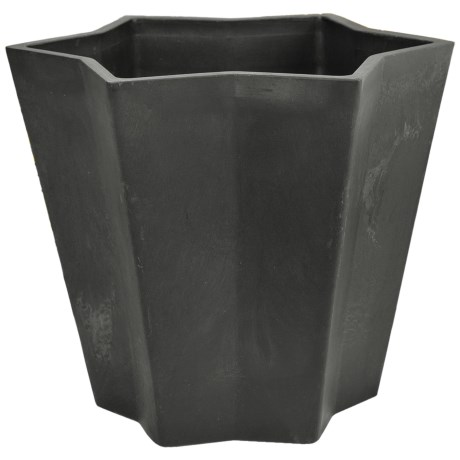 Arcadia Garden Products Arcadia Garden Star Indoor/Outdoor Planter - 12x10""