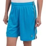 Champion Mesh Field Shorts (For Women)
