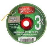 Scientific Anglers Premium Freshwater Tippet - 100m, Guide Spool