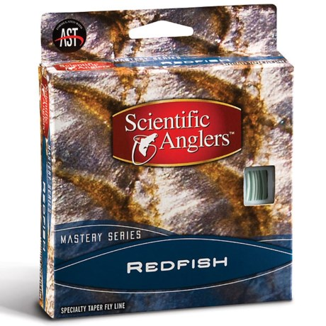 Scientific Anglers Mastery Redfish Taper Fly Line - Floating, Weight Forward