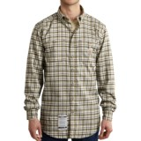 Carhartt Flame-Resistant Classic Plaid Shirt - Long Sleeve (For Big and Tall Men)