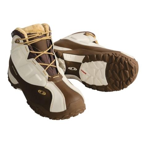 Salomon Avo Mid Boots - Waterproof, Insulated (For Women)