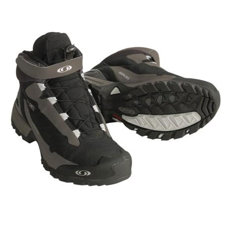 Salomon Pro Soft Shell Hiking Boots (For Men)