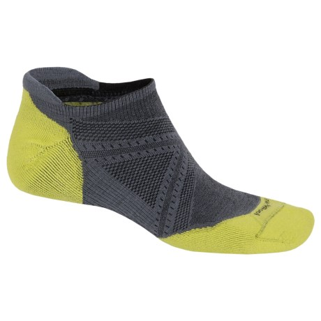 SmartWool PhD V2 Run Elite Socks - Merino Wool, Below-the-Ankle (For Men and Women)