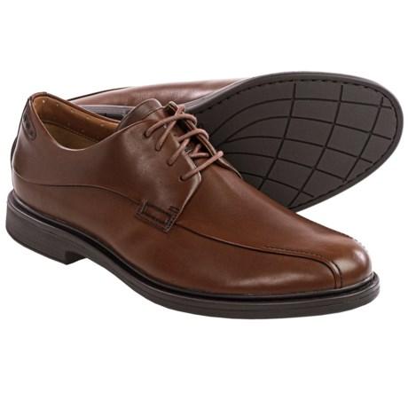 Clarks Drexlar Way Leather Shoes - Oxfords (For Men)