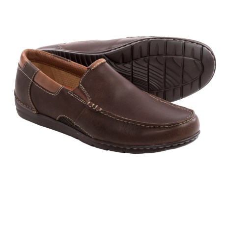 Clarks Un.Graysen Free Loafers - Nubuck (For Men)