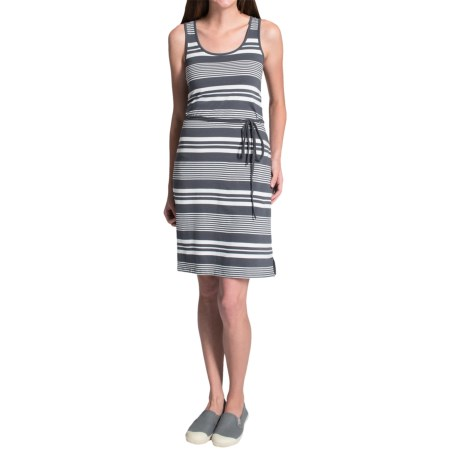 Toad&Co Keyhole Dress - Organic Cotton-Modal, Sleeveless (For Women)