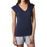Toad&Co Vega Shirt - Organic Cotton-Modal, V-Neck, Sleeveless (For Women)