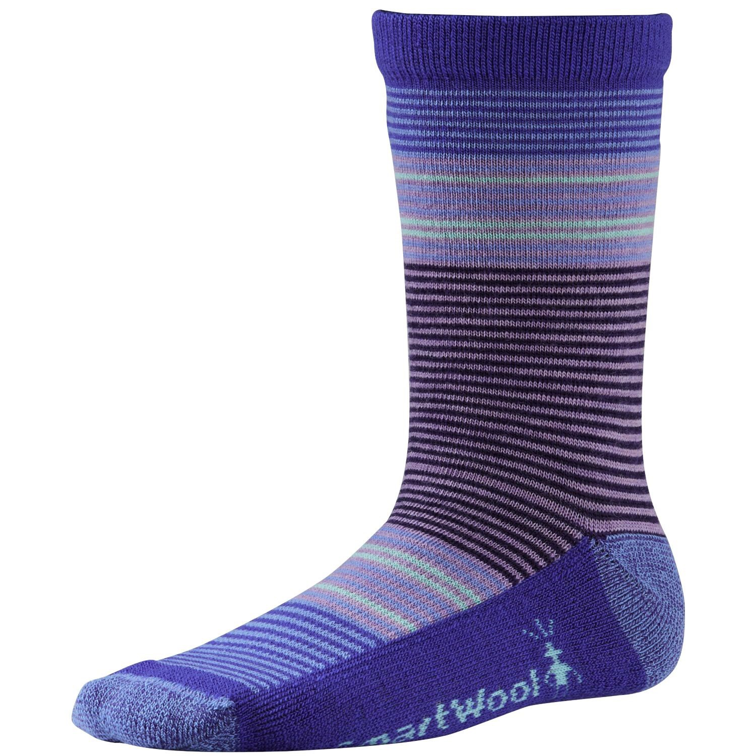 Smartwool Thinscape Stripe Socks For Little And Big Girls