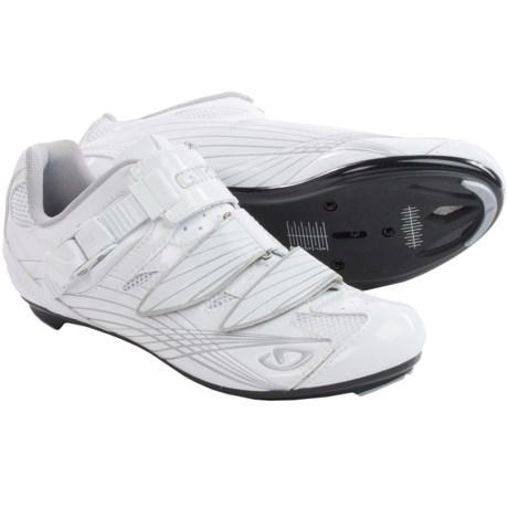 Giro Solara Road Cycling Shoes - 3-Hole (For Women)