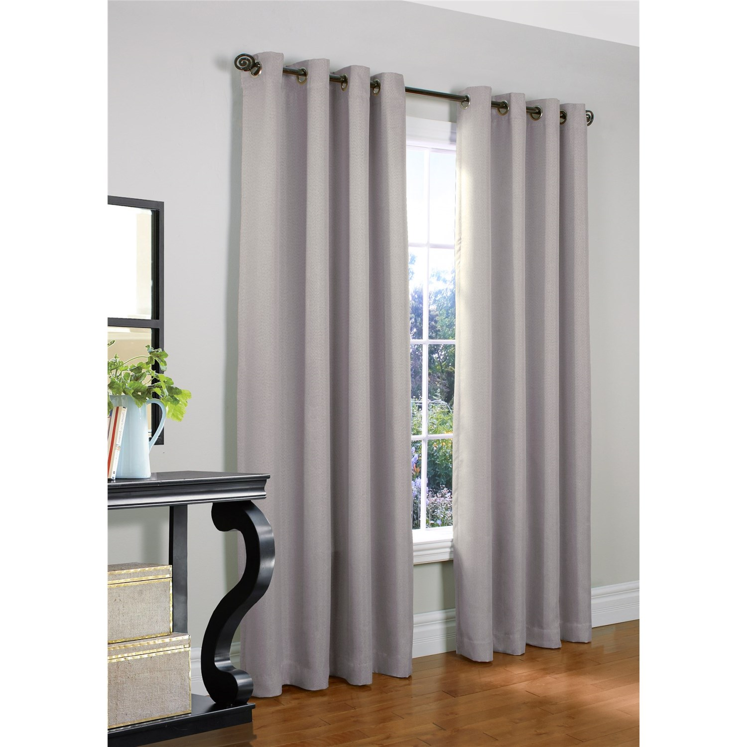 Thermalogic Woven Curtains 108x84 Grommet Top Insulated 9781h Save 60