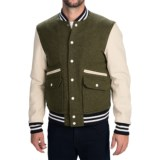 Woolrich Varsity Nue Wool Jacket - Insulated (For Men)